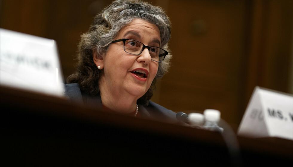 Ellen Weintraub. Foto: AP Photo/Carolyn Kaster