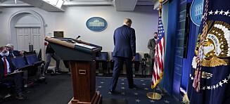 Biden kryper sakte, men sikkert mot seieren - Slagen Trump gjentar påstander om fusk