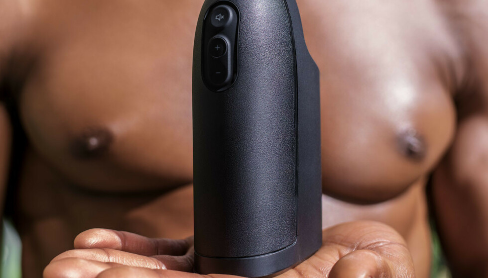 REVOLUSJON TIL MANNEN: Arcwave Ion er et revolusjonerende sexleketøy som stimulerer penis med trykkbølger. (Bilde: nytelse.no)