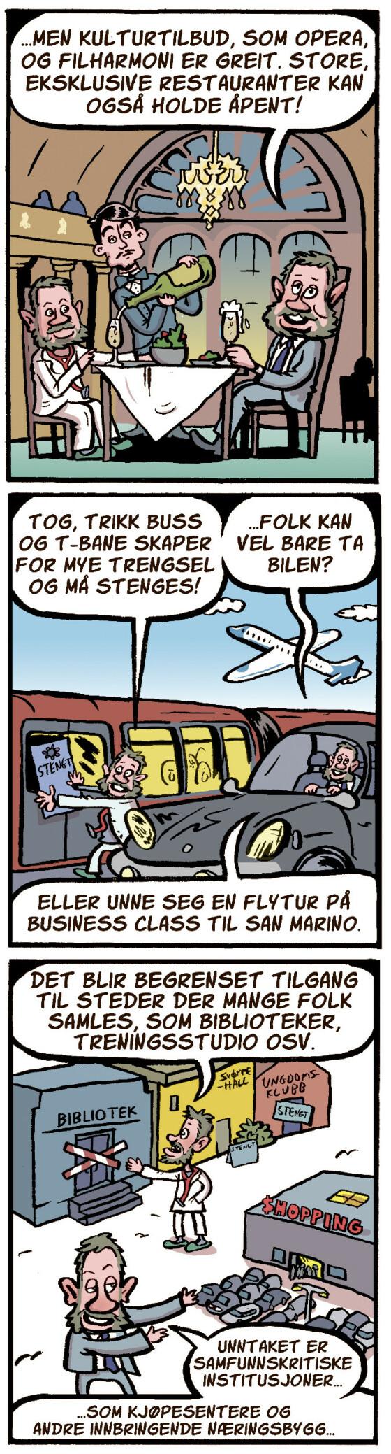 Bent Høies gigaskvis