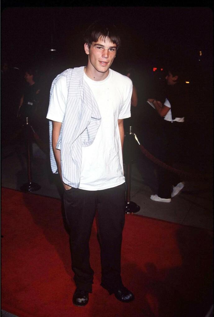 ETTERTRAKTET: Josh Hartnett var en av Hollywoods mest ettertraktede skuespillere. Her er han avbildet i 1997. Foto: Peter Brooker / REX / NTB