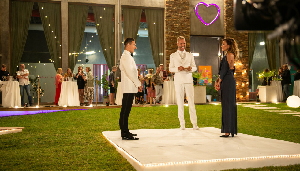 BRÅSTOPP: Innspillingen av en ny sesong av TV 2-programmet «Love Island» i januar, blir ikke noe av. Foto: TV 2
