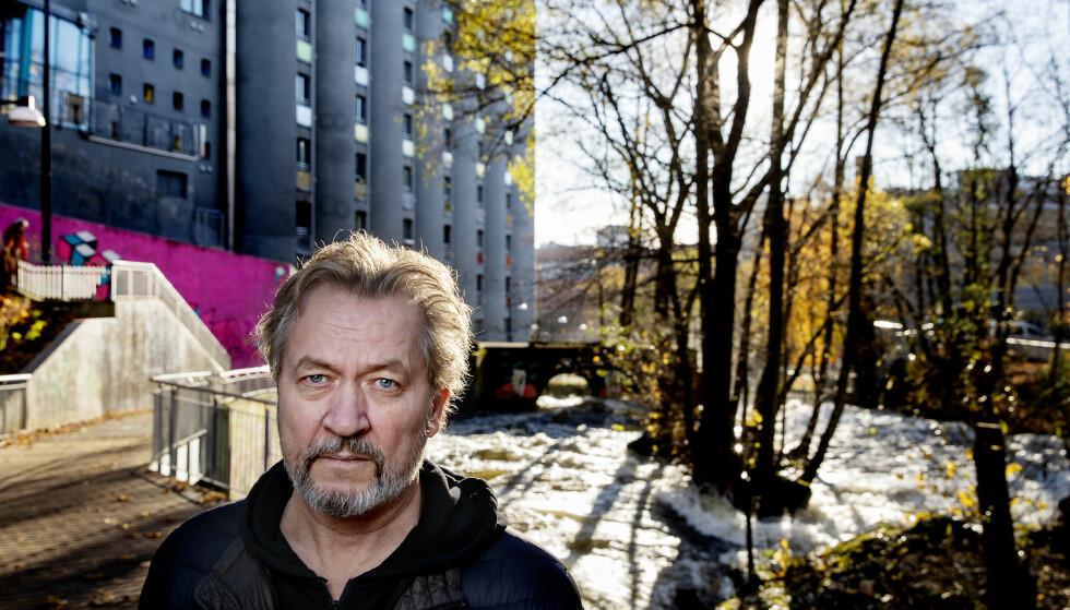 Måtte ha oksygen: – Lungene fikk skikkelig grisebank, sier Nils Petter Molvær om coronasykdommen. Foto: Kristin Svorte / Dagbladet