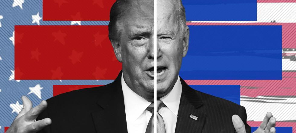 Presidentvalget: Kjøp disse aksjene nå