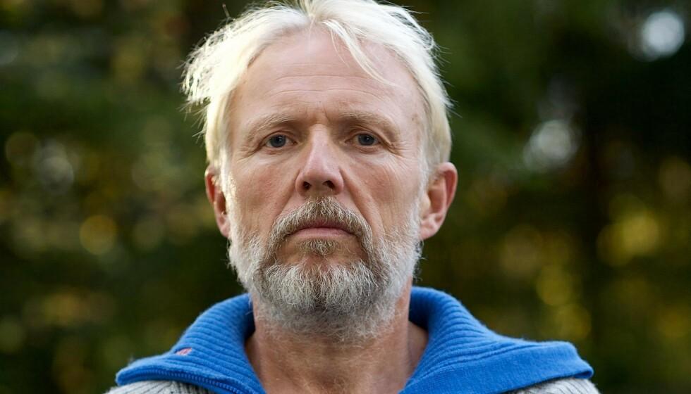 KLEMULYKKE: Finn Olav Odde ble onsdag denne uka utsatt for en klemulykke. Foto: TV 2