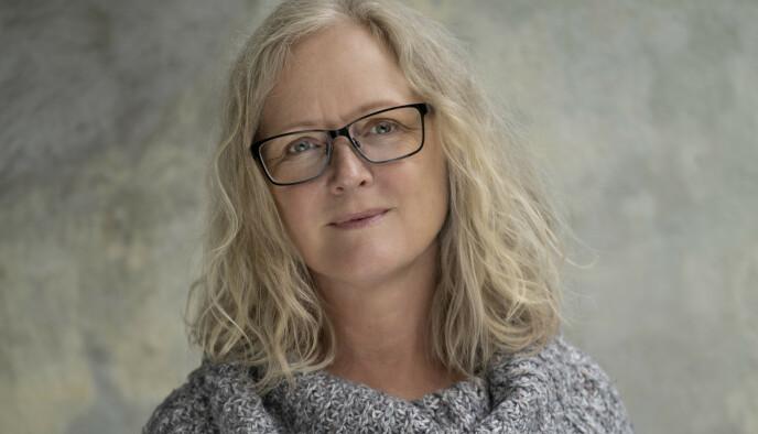 IMPONERENDE: Historiker og forfatter Mari Jonassen har gjort en imponerende jobb med å samle informasjon om de mange kvinnene som deltok i motstandsarbeidet i Norge under andre verdenskrig. Foto: Tine Poppe