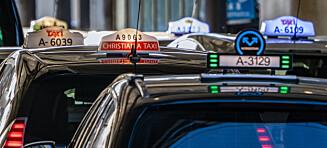 Hva betyr det nye taximarkedet?
