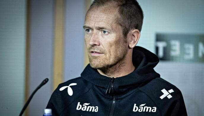 MEDIESJEF: Svein Graff. Foto: Bjørn Langsem