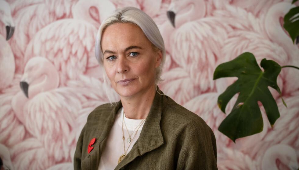 BLE SYK: Janiche Henden har fått narkolepsi type 1, en sykdom som gjør at kroppen mister evnen til å regulere søvn og våkenhet. Henden er avhengig av sterke medisiner, og sliter med utmattelse. Foto: Lars Eivind Bones / Dagbladet