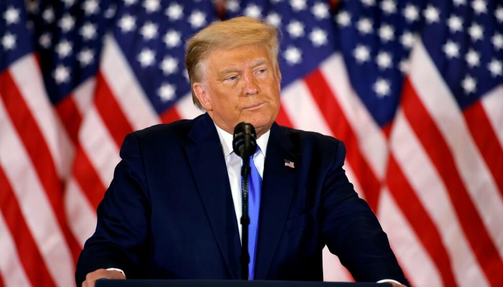 BEKYMRET: Trumps arrogante oppførsel bekymrer både eksperter og tidligere tjenestemenn i USA. Foto: Reuters / NTB