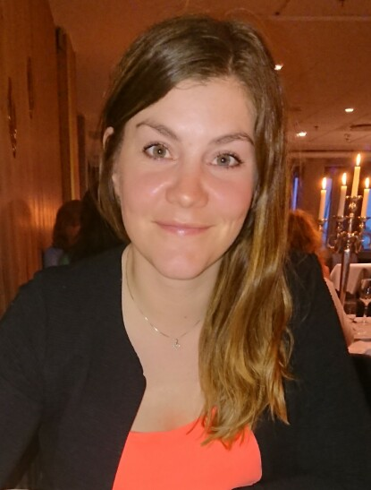 FIKK SUNNERE HÅR: Marianne Austgarden skryter av Gliss' Total Repair-serie. FOTO: Privat