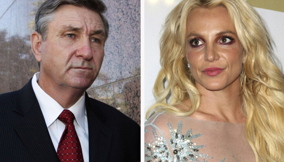 FAR OG DATTER: James Spears og Britney Spears. Foto: AP