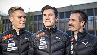 TVILER: Henrik Ingebrigtsen tror på at Jakob vil teste ut motorsport, men tviler på at han vil oppnå toppresultater. Foto: Heiko Junge / NTB