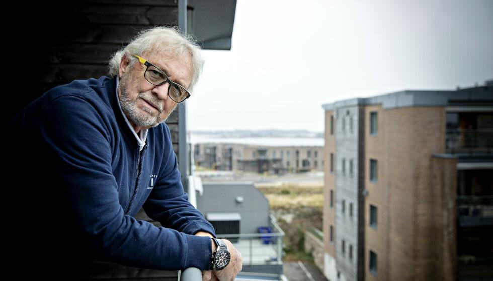 FAR: Svein Thoresen har jobbet sammen med kona Elisabeth for at psykiateren skal miste autorisasjonen for godt. Foto: Nina Hansen / Dagbladet