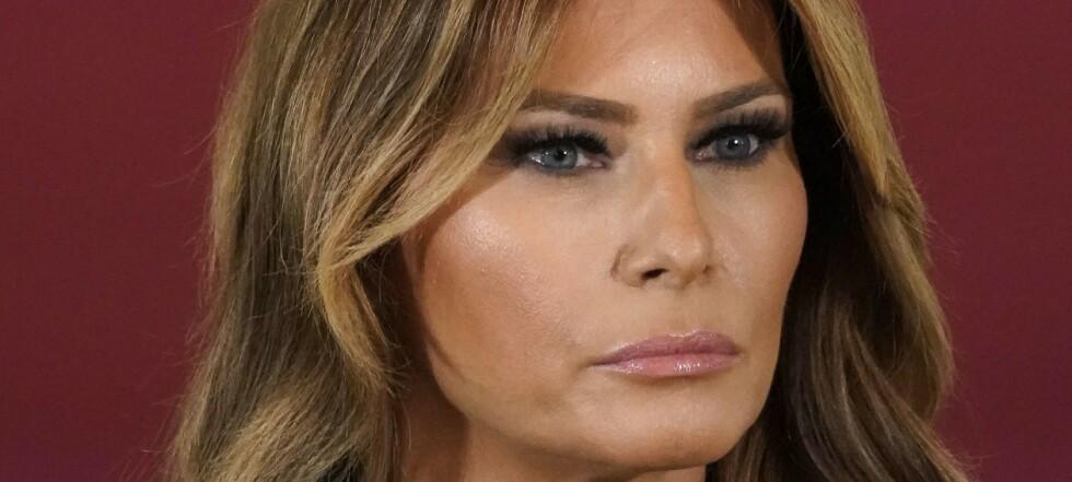 - Melania Trump «vil bare dra hjem»