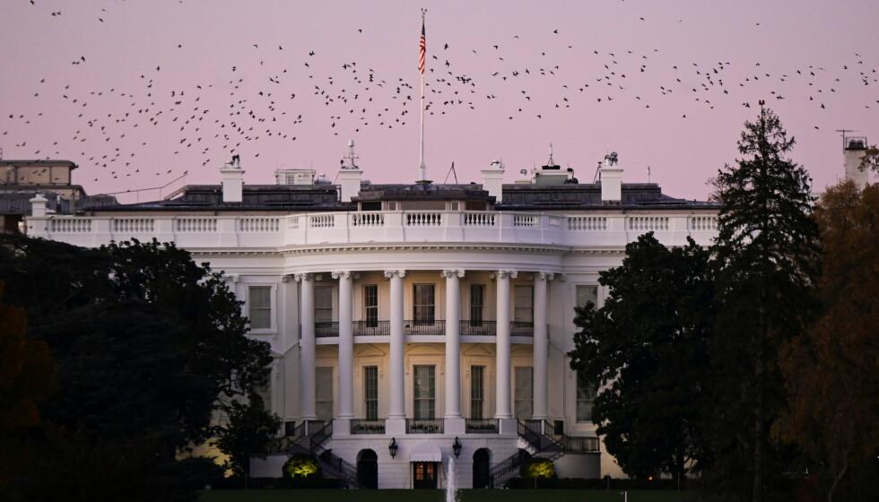 SUPERSPREDER: Smitten øker etter valgvaken i Det hvite hus. Foto: Erin Scott / Reuters / NTB
