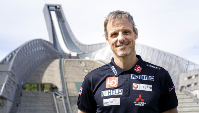 GLEDER SEG: - Jeg føler meg trygg på at vi kommer oss gjennom sesongen uten smitte, sier Alexander Stöckl. Foto: Gorm Kallestad / NTB