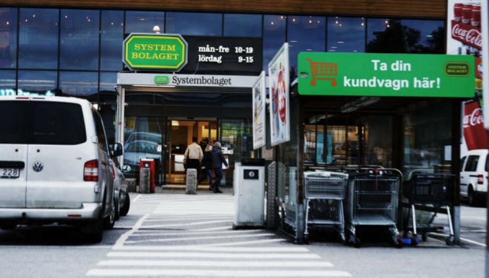 SKYHØY: Arbeidsledigheten i Strömstad er opp 75 prosent etter at «harryhandelen» tok slutt. Foto: John Terje Pedersen / Dagbladet