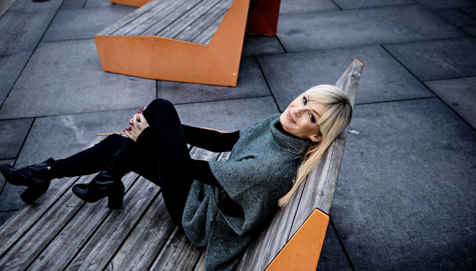 HØNEMOR: Ulykken som kostet ungdomskjæresten livet, preger fortsatt 40-åringen. Om sønnen skal i skibakken, kjenner hun fort at det dundrer i brystet. Foto: Nina Hansen / Dagbladet
