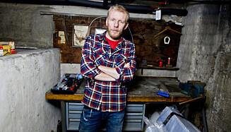 EKSTREMIST: Forfatter Bjørn Gabrielsen kaller seg selv ekstremist i skjermdebatten. Foto: Vegard Grøtt / NTB