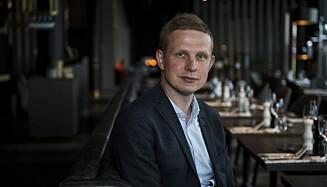 FORBUD: KrF og Erik Lunde vil ha fullstendig mobilforbud i skolen. Foto: Carina Johansen / NTB