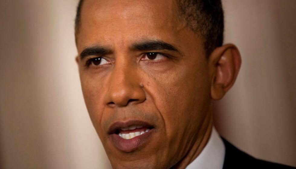 BEKYMRET: I hans nye bok uttrykker Barack Obama bekymring for landets utvikling. Foto: Rex / Shutterstock editorial