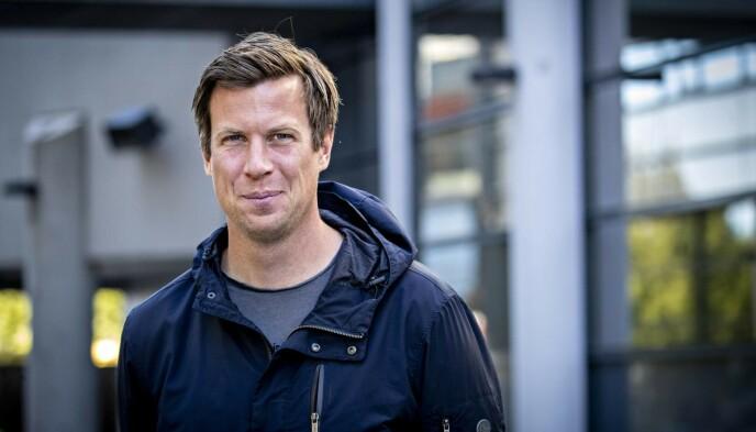TV 2-EKSPERT: Jesper Mathisen. Foto: Bjørn Langsem / Dagbladet