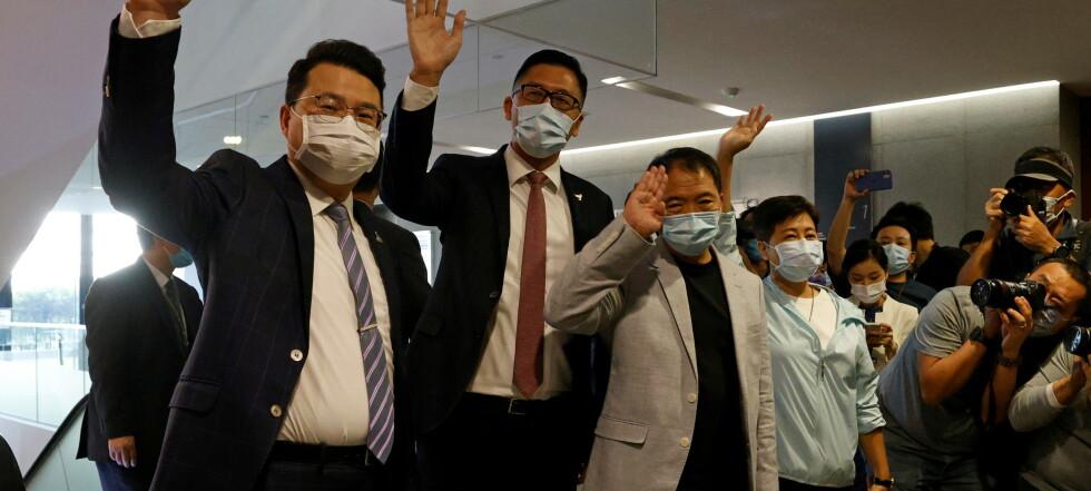 Må reagere på Kinas undertrykkelse