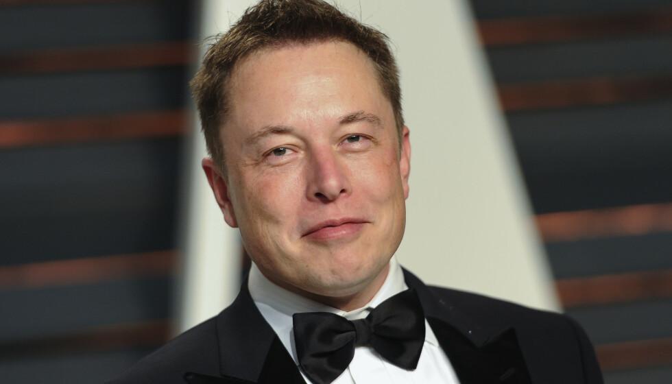 VEKKER OPPSIKT: Elon Musks Twitter-innlegg skaper overskrifter. Foto: Evan Agostini / AP / Invision