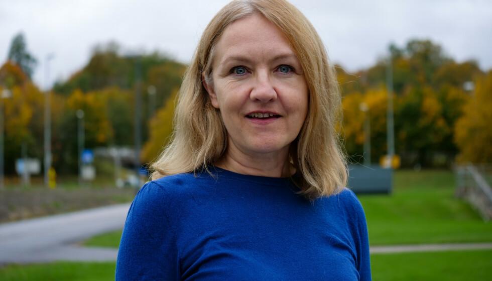 Beklager: Kommunikasjonsdirektør Nina Langeland sa til Dogbladet at de sov flatt.  Foto: SiO