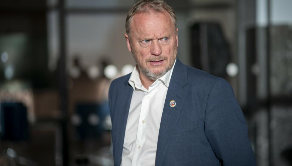 INNKALLER TIL PRESSEKONFERANSE: Oslos byrådsleder Raymond Johansen (Ap). Foto: Heiko Junge / NTB