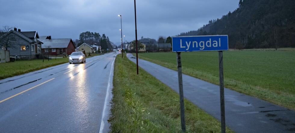 Smitten i Lyngdal: - Ute av kontroll