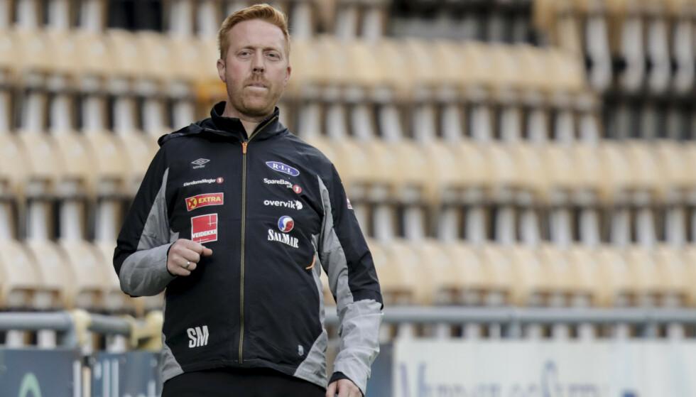 IKKE PERFEKT: Svein Maalen og hans Ranheim fikk ikke resultatet de ønsket i kampen mot KFUM Oslo. Foto: Vidar Ruud / NTB