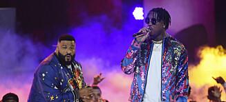 Rapper kjemper for livet