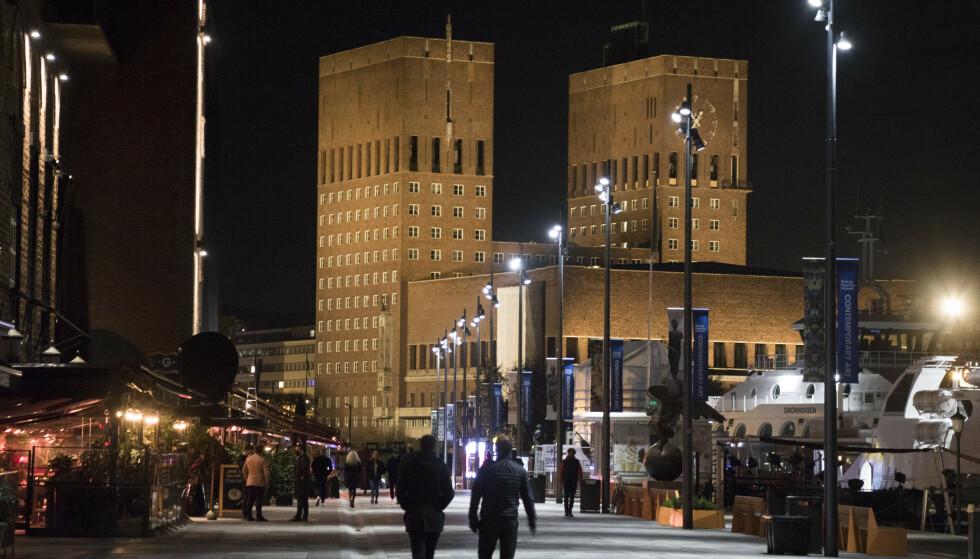 OSLO: Det siste døgnet har det vært en klar smittenedgang i Oslo. Foto: NTB
