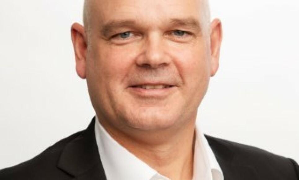 Erik Nilsen i Skatteetaten.