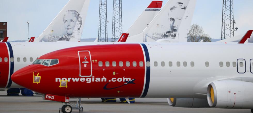 Norwegian settes på pinebenken