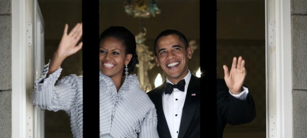 Obama om Oslo-besøket: - En illusjon
