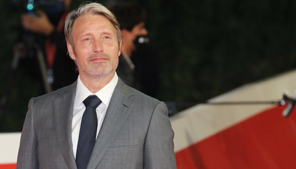 NY SKURK?: Ifølge Deadline er danske Mads Mikkelsen ønsket til rollen som Gellert Grindelwald. Foto: IPA / SplashNews.com