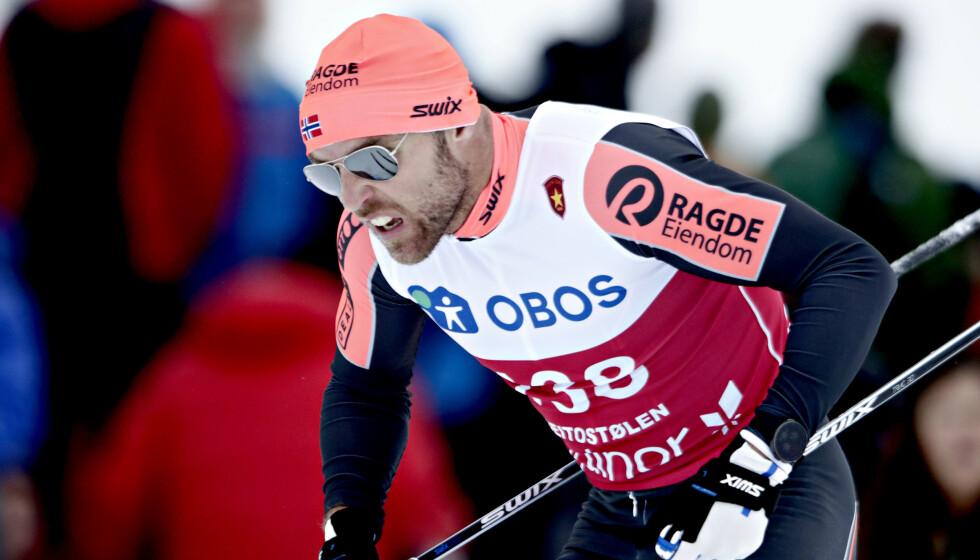 STARTER NYTT LAG: Tord Asle Gjerdalen. Foto: Bjørn Langsem / Dagbladet