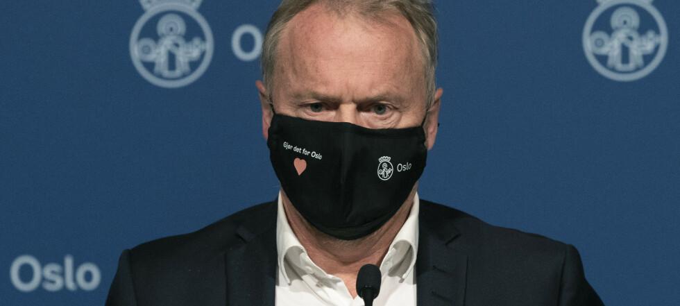 Bekymret for kjøpesenter-smitte i Oslo
