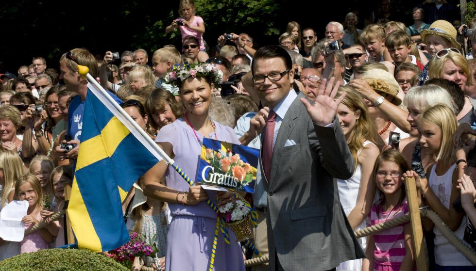 VICTORIADAGEN: Kronprinsessens fødselsdag har blitt et populært arrangement. Foto: Jonas Ekstrmer/NTB
