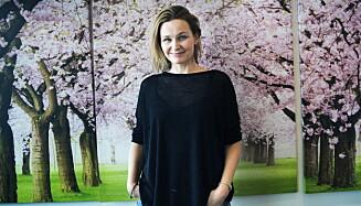 HYLLER: Karoline Krüger er mektig imponert over Scenekvelder og andre aktører som har måttet ta viktige avgjørelser på kort tid. Foto: Lars Eivind Bones / Dagbladet