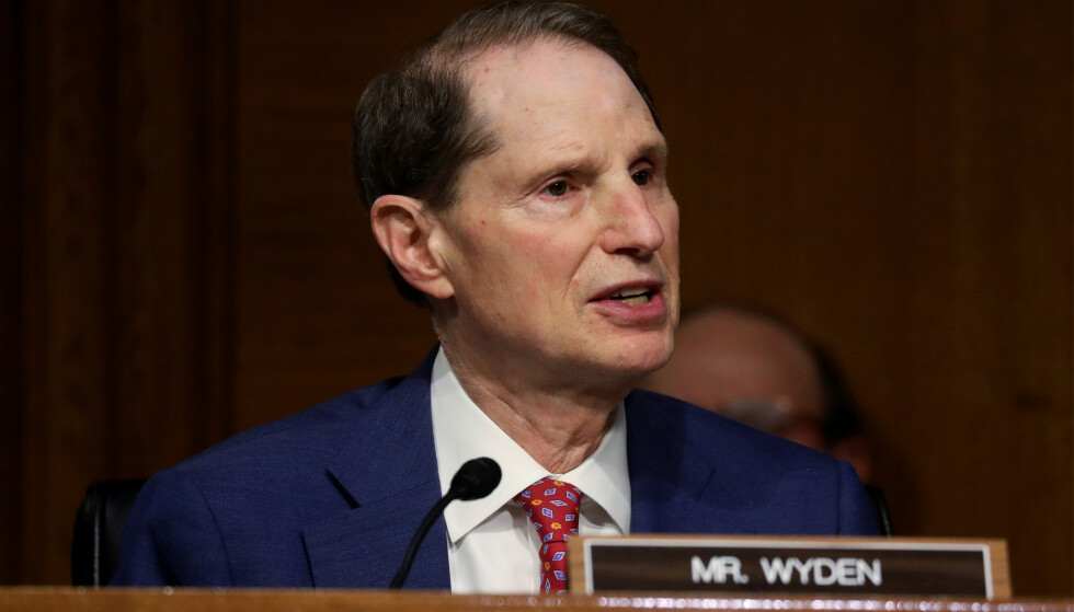 Senator Ron Wyden.  Foto: REUTERS / Leah Millis / Pool