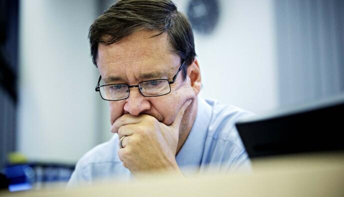 OPPRØRT: Advokat John Christian Elden er opprørt over dommen i Somaliland. Foto: Nina Hansen / Dagbladet