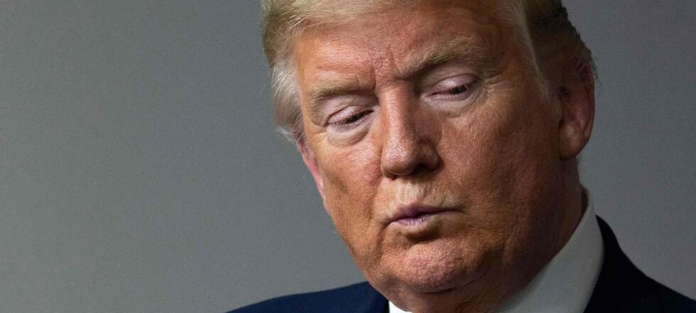 Dommere slakter Trumps søksmål