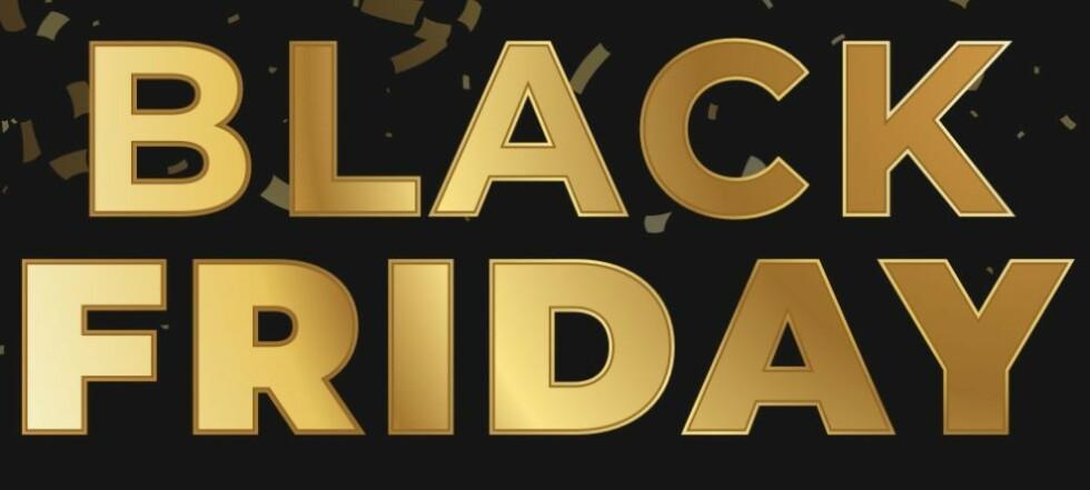 Tilbudsstudio: Her er de beste tilbudene på Black week