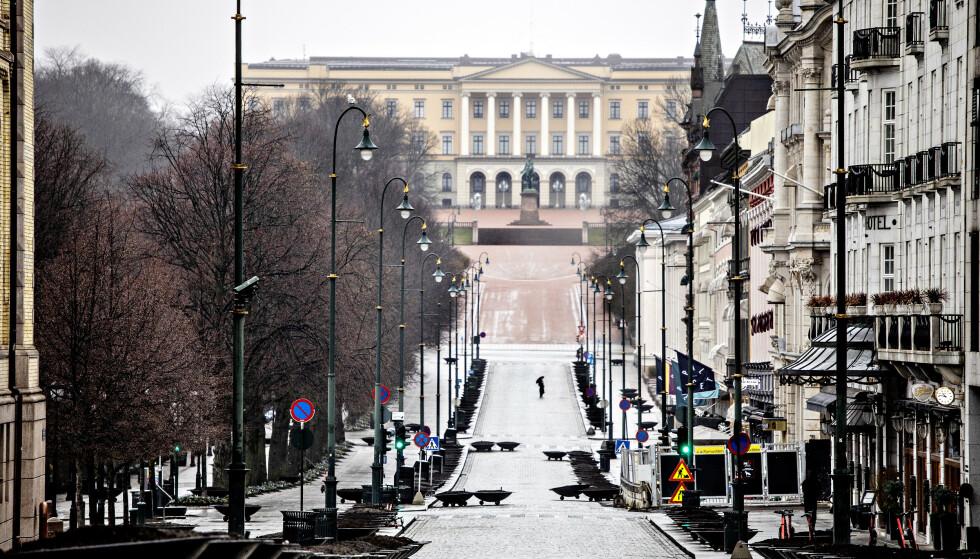HVOR VIKTIG VAR MÄRTHA?: I hvor stor grad kronprinsesse Märtha påvirket krigens gang er oppe til debatt. Foto: Lars Eivind Bones / Dagbladet