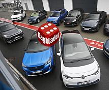 En av disse blir Årets Bil