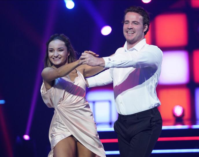 DANSER PROFESJONELT: Lie Ramella driver med dans på fulltid. Foto: Espen Solli / TV 2